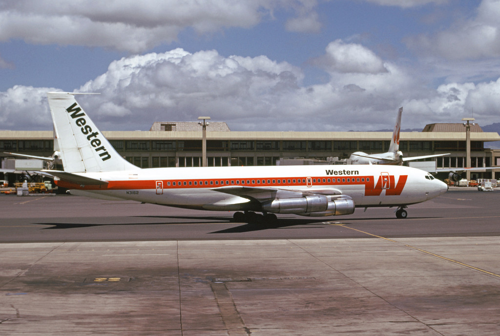 Remembering Western Airlines - Airport Spotting Blog