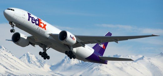 FedEx at Anchorage