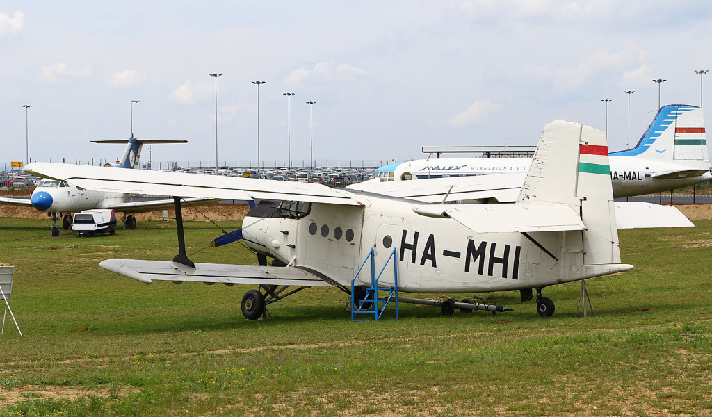 Antonov An-2 HA-MHI at the Budapest Aircraft Museum