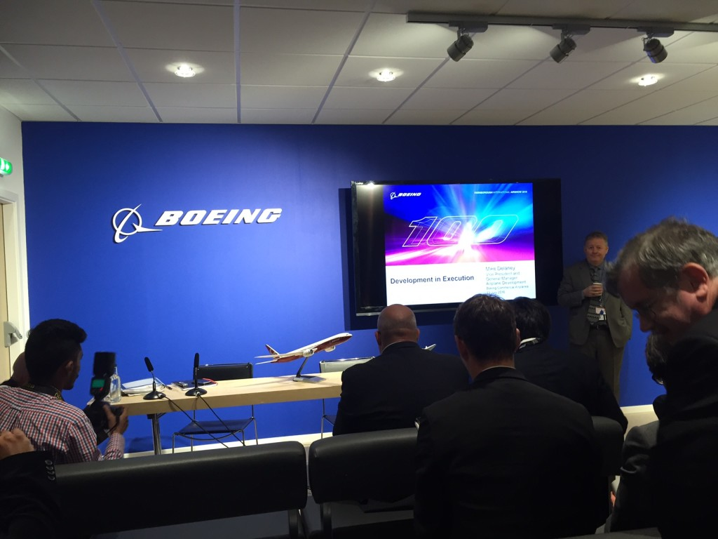 Boeing Farnborough