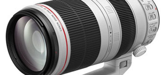 Canon EF 100-400 mm f/4.5-5.6L IS II USM Lens for Camera