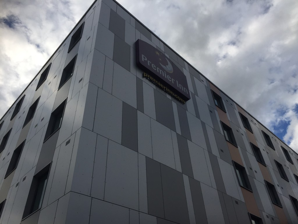 Heathrow Premier Inn T5
