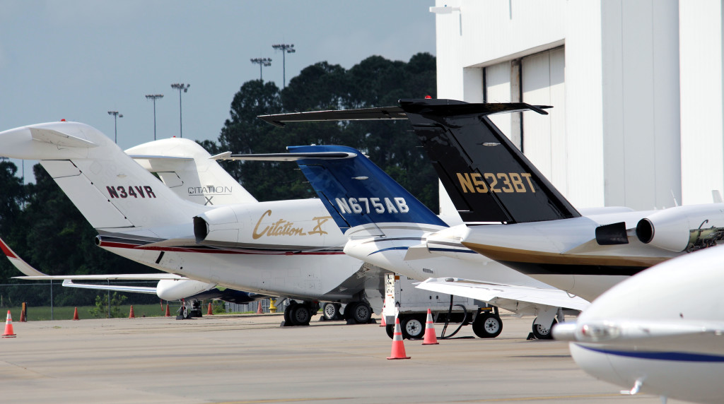 Cessna Citations at Orlando