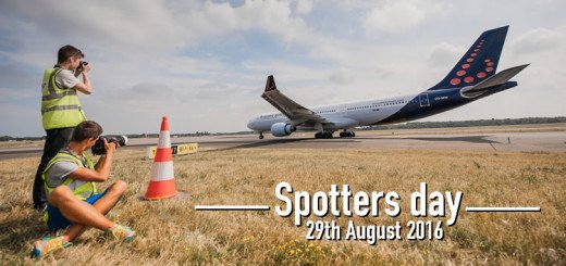 Brussels Spotters Day