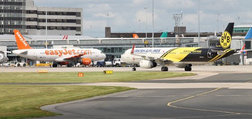 Manchester Runway Visitor Park