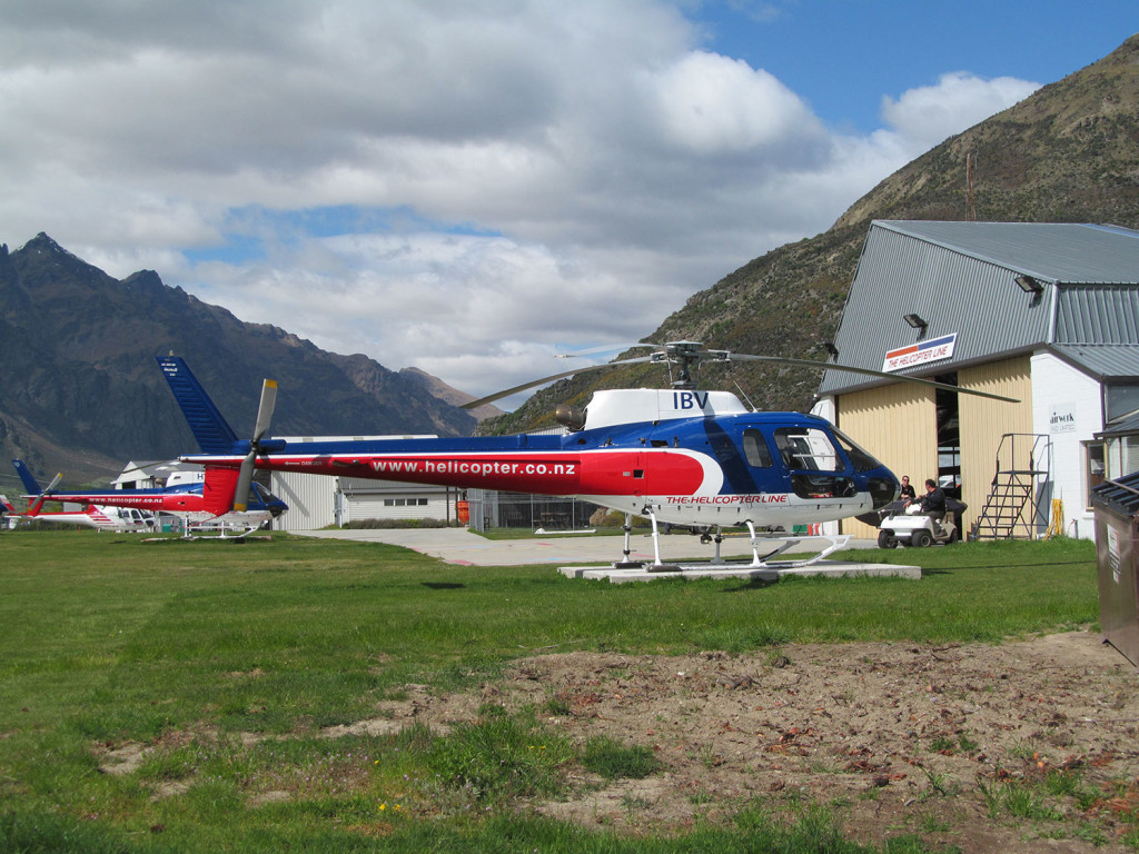 Queenstown-Helicopters