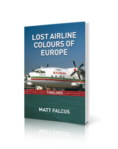 Lost Airline Colours of Europe