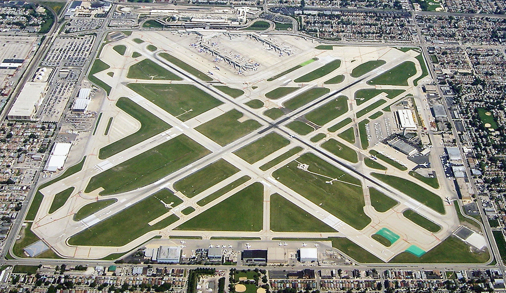 Americas Best Secondary Airports Airport Spotting Blog - Biggest airport in usa