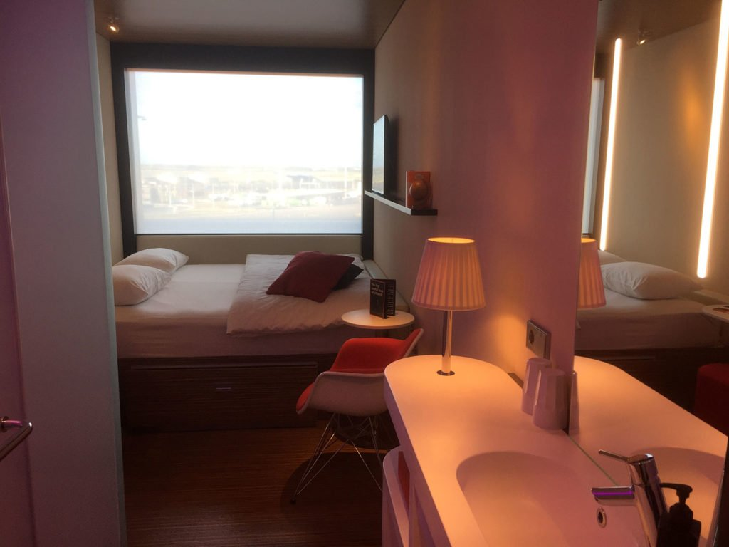 Citizenm Amsterdam Airport Spotting Hotel Review Airport