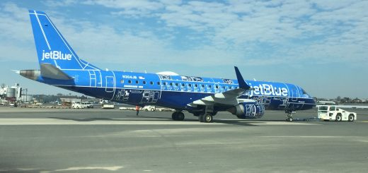 Jetblue Blueprint livery (Photo: Business Wire)