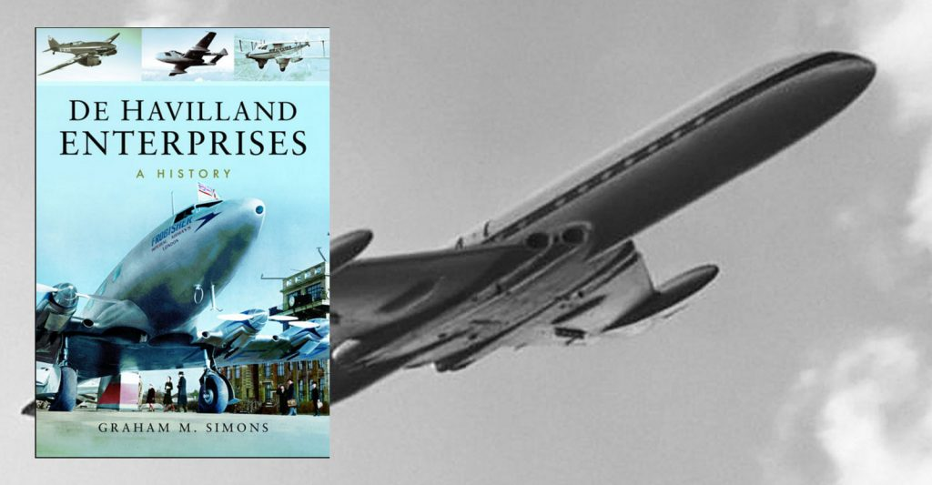 de havilland enterprises graham simons