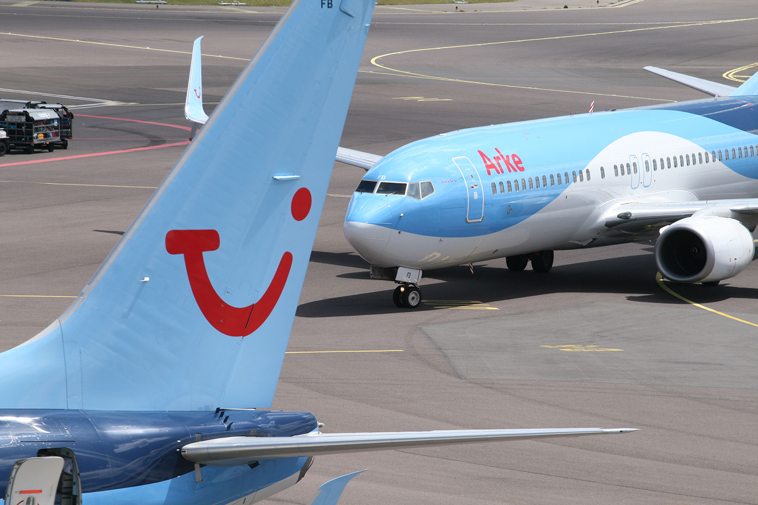 Airline Profiles - TUI Group - Airport Spotting Blog