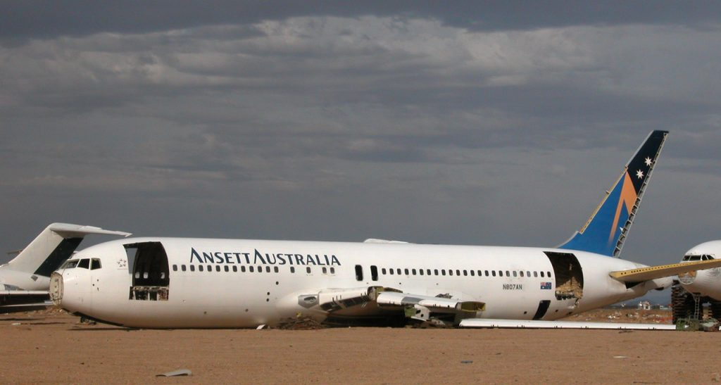 mojave air and space port boneyard