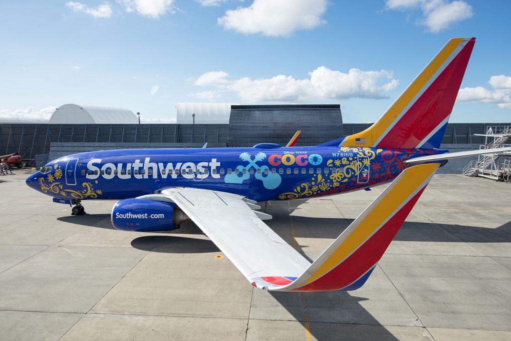 Southwest Airlines Coco