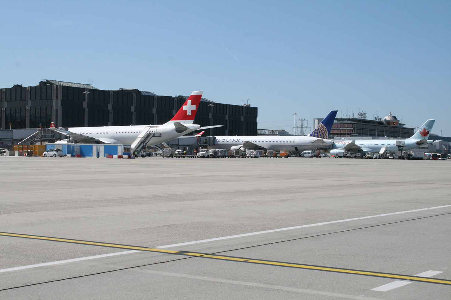 Geneva Airport Spotting Guide