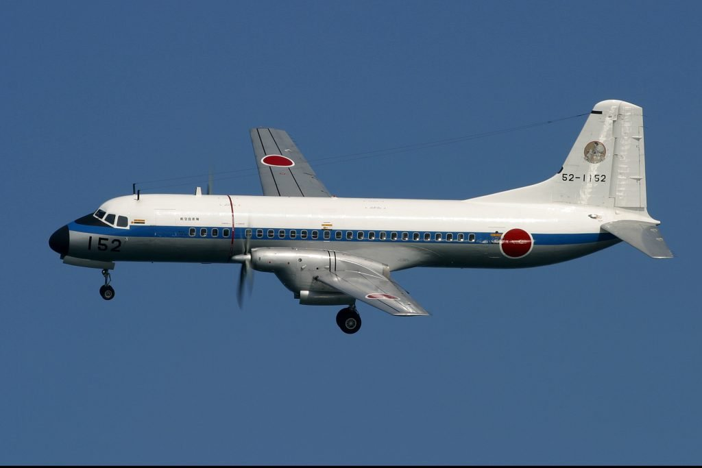 Preserved Namc Ys 11 Aircraft In Japan Airport Spotting Blog