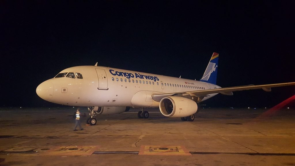 congo airways a319