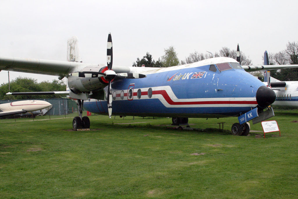 norwich aviation museum herald