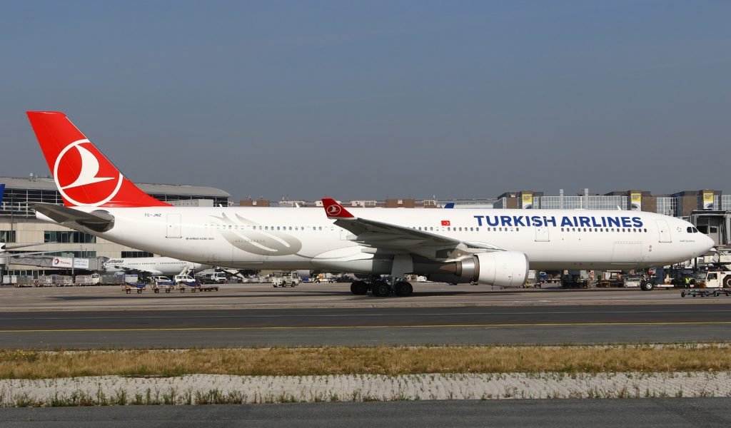 Turkish Airlines is one of the world's largest airlines