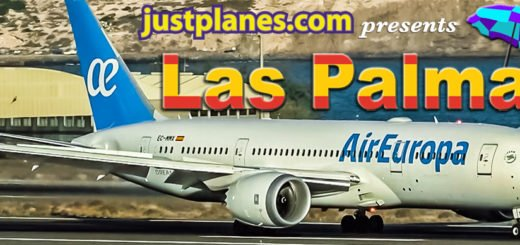just planes las palmas