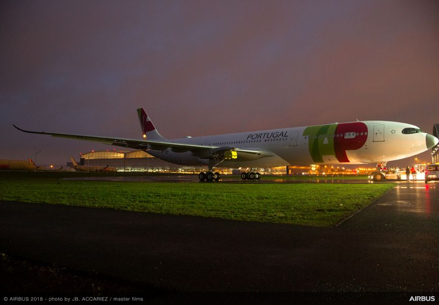 TAP Portugal A330neo