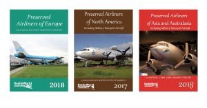 preserved airliners