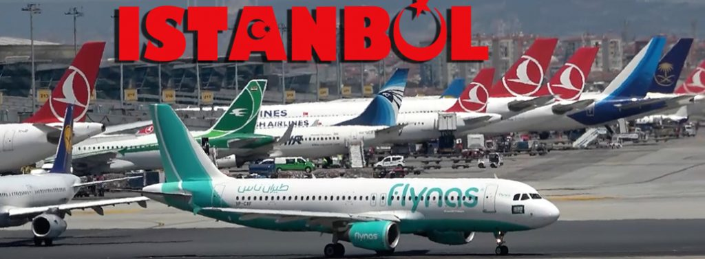 Istanbul Airport video