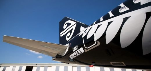 Air New Zealand A321neo