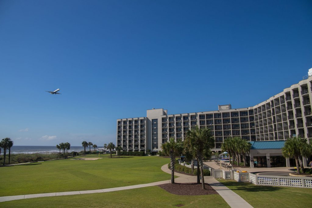 Myrtle Beach Airport Spotting hotel