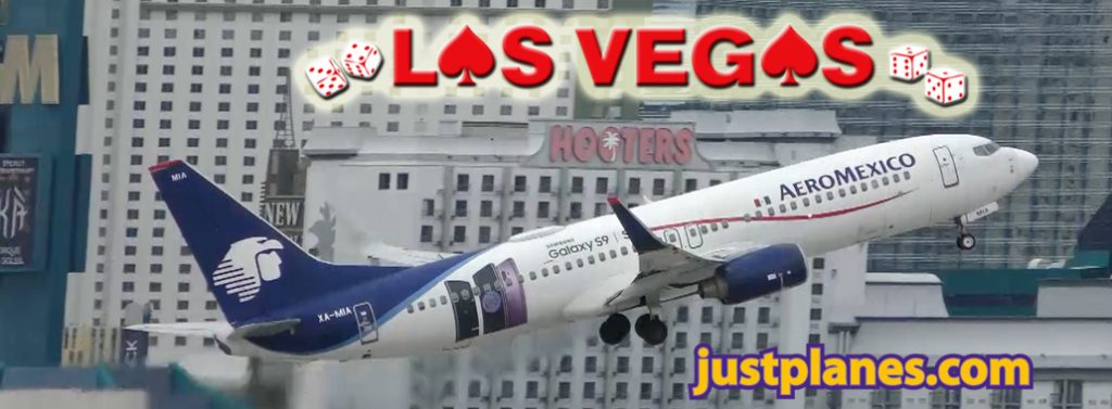 las vegas airport video justplanes