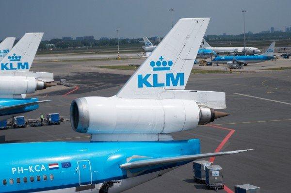 KLM MD-11
