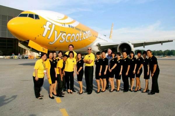 (c) FlyScoot