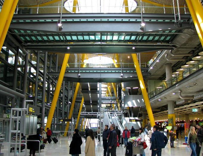 Iberia Wins Award For Madrid Terminal 4 Agora Project