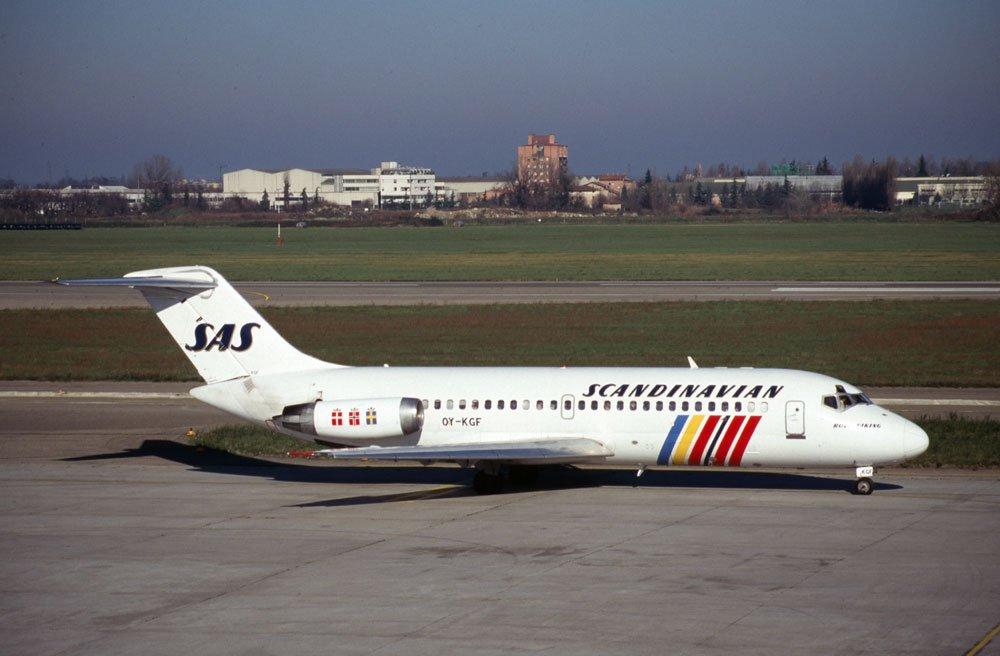 SAS DC-9-20