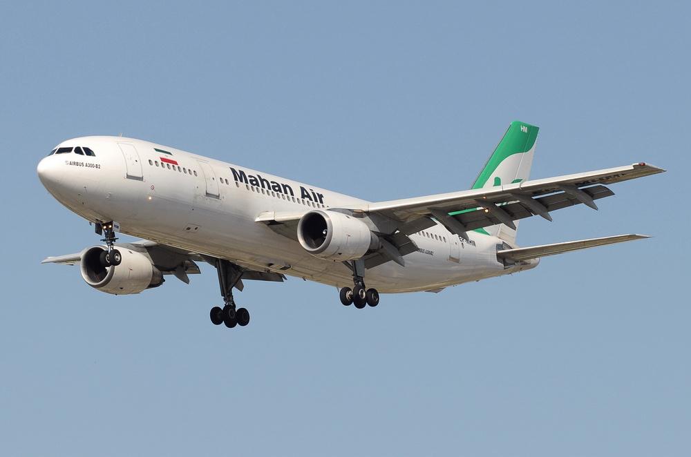 A300B2 MahanAir (c) Mohammad Razzazan