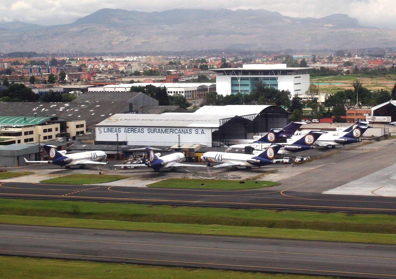 Lineas Aereas Suramericanas 727s