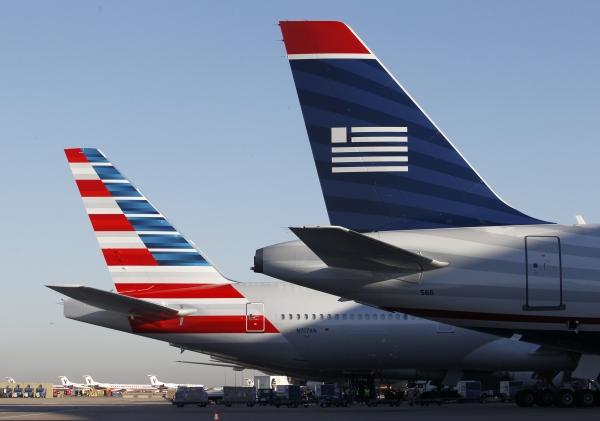 American US Airways merger