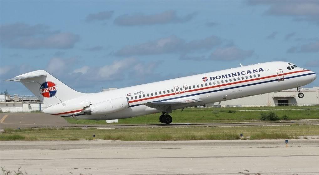PAWA Dominicana DC-9