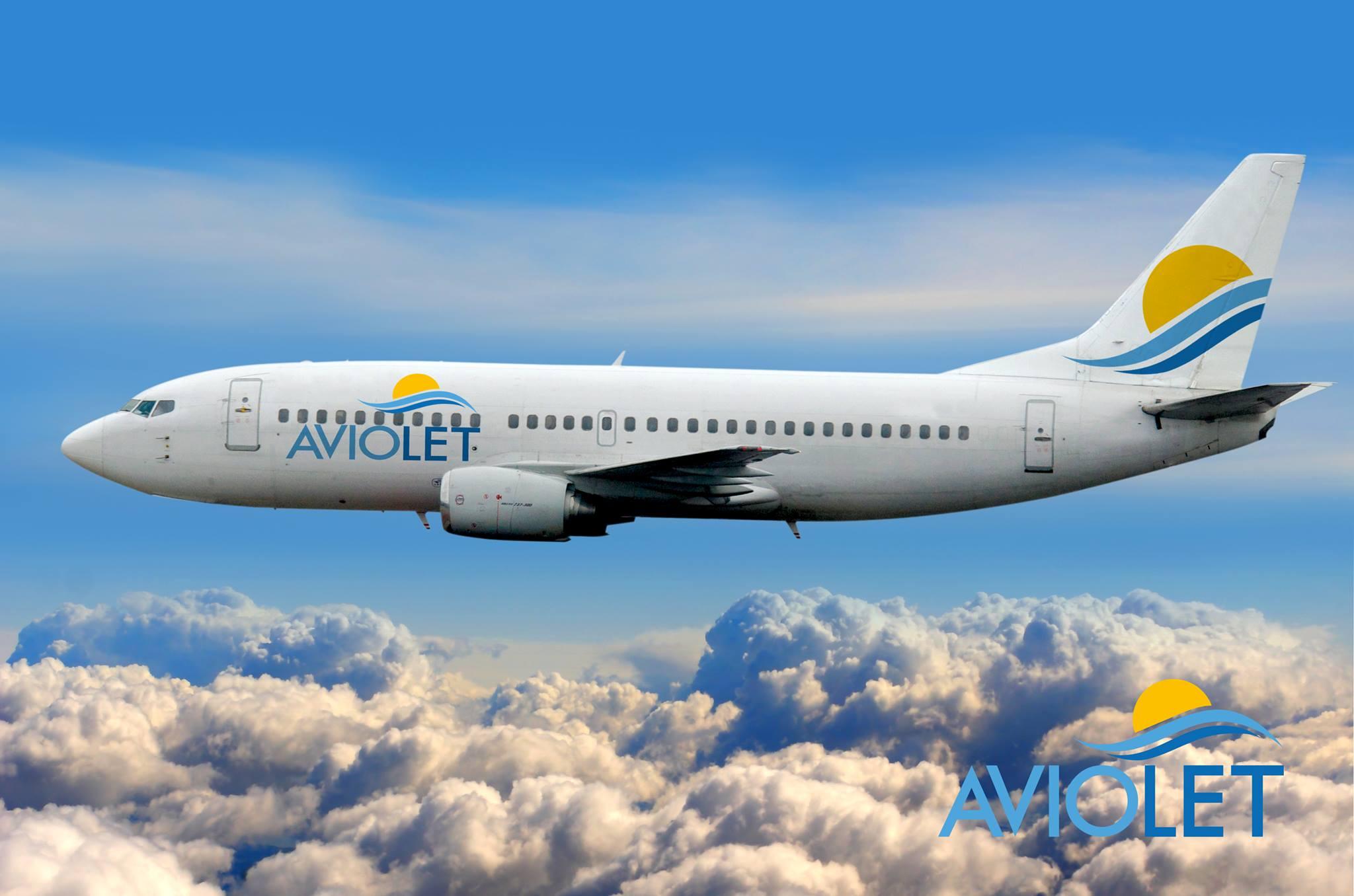 Aviolet 737-300