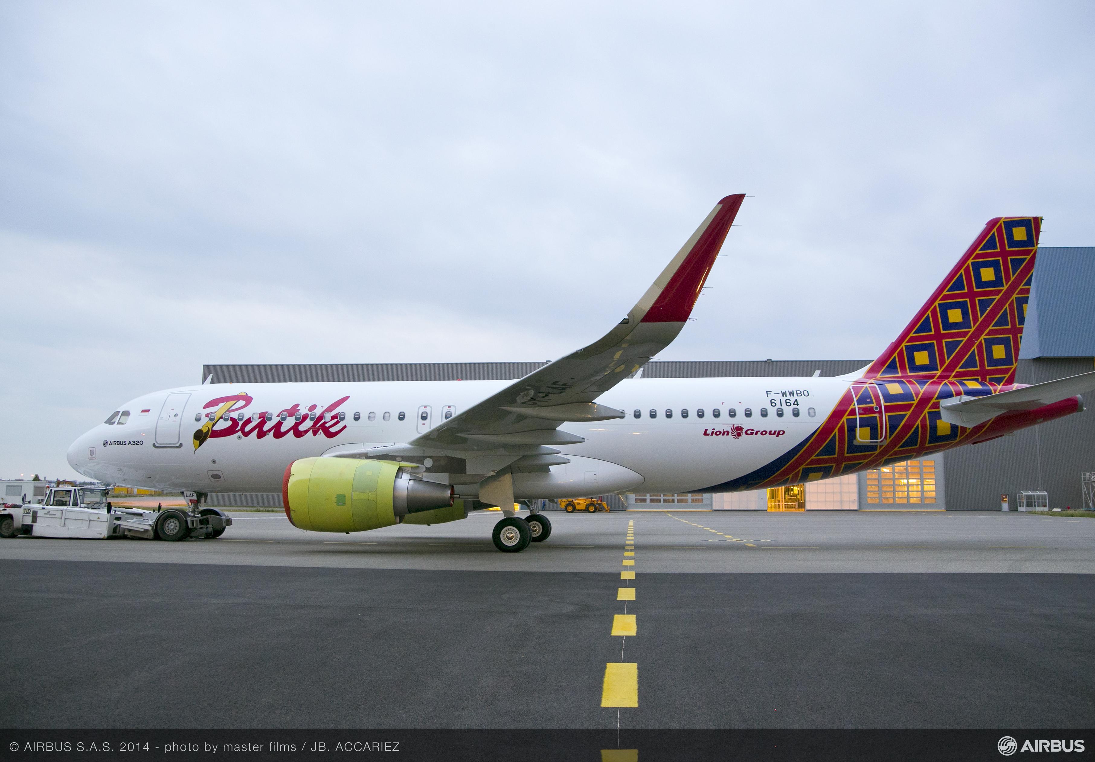 A320 Batik Air