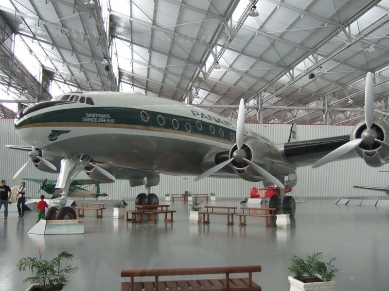 TAM Museum Constellation