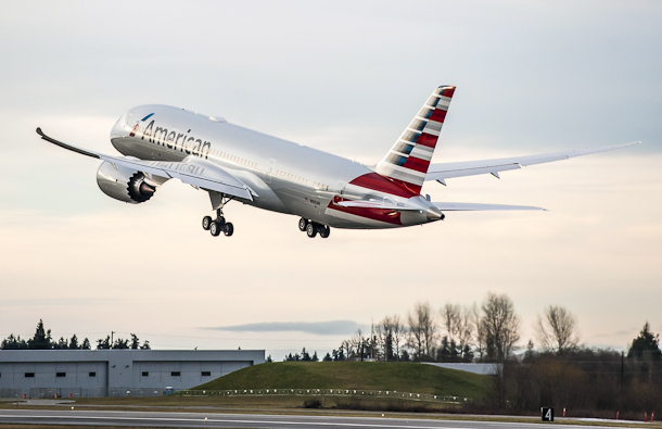 American Airlines Boeing 787 Routes Airport Spotting Blog