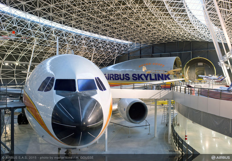 New Toulouse Aviation Museum Opens Its Doors Airport