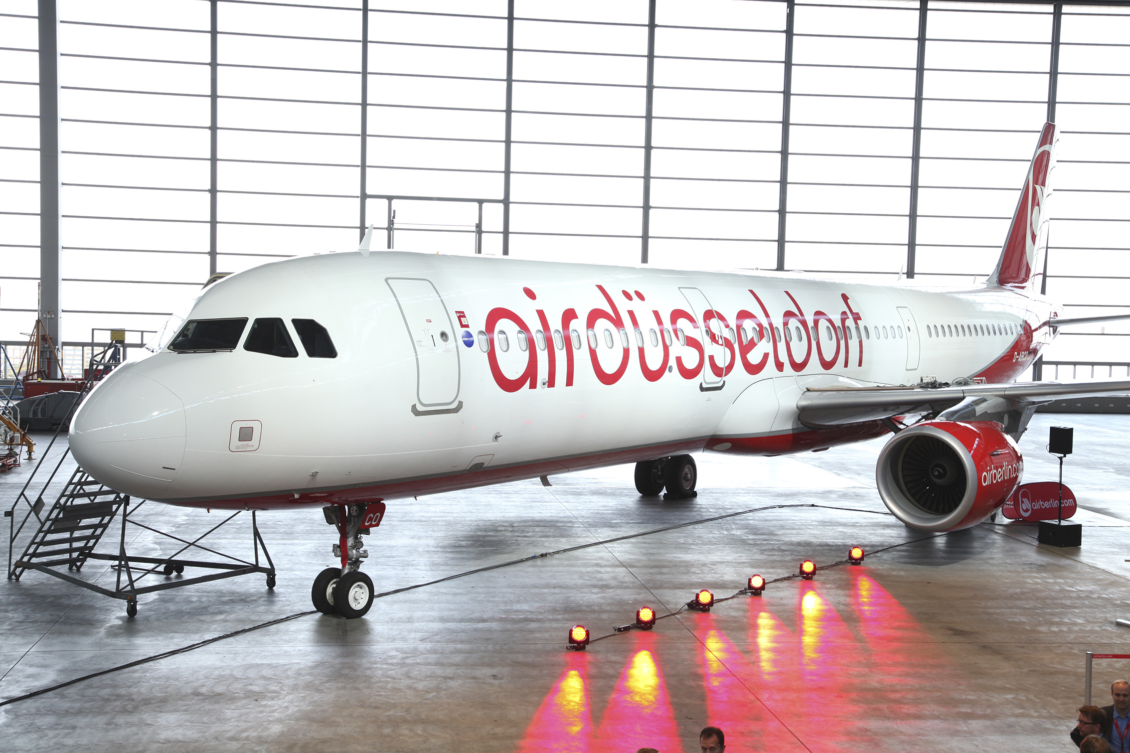 Air Dusseldorf A321