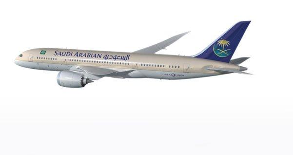 Saudia 787-9