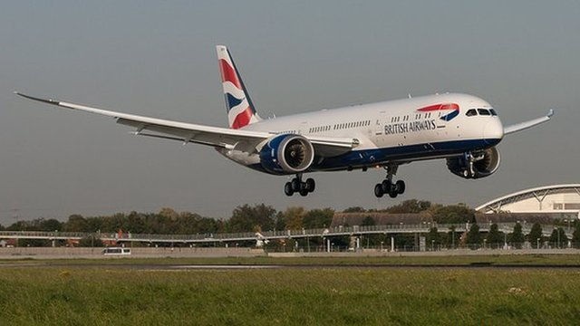 British Airways 787-9