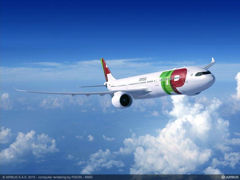 TAP Portugal Airbus Order