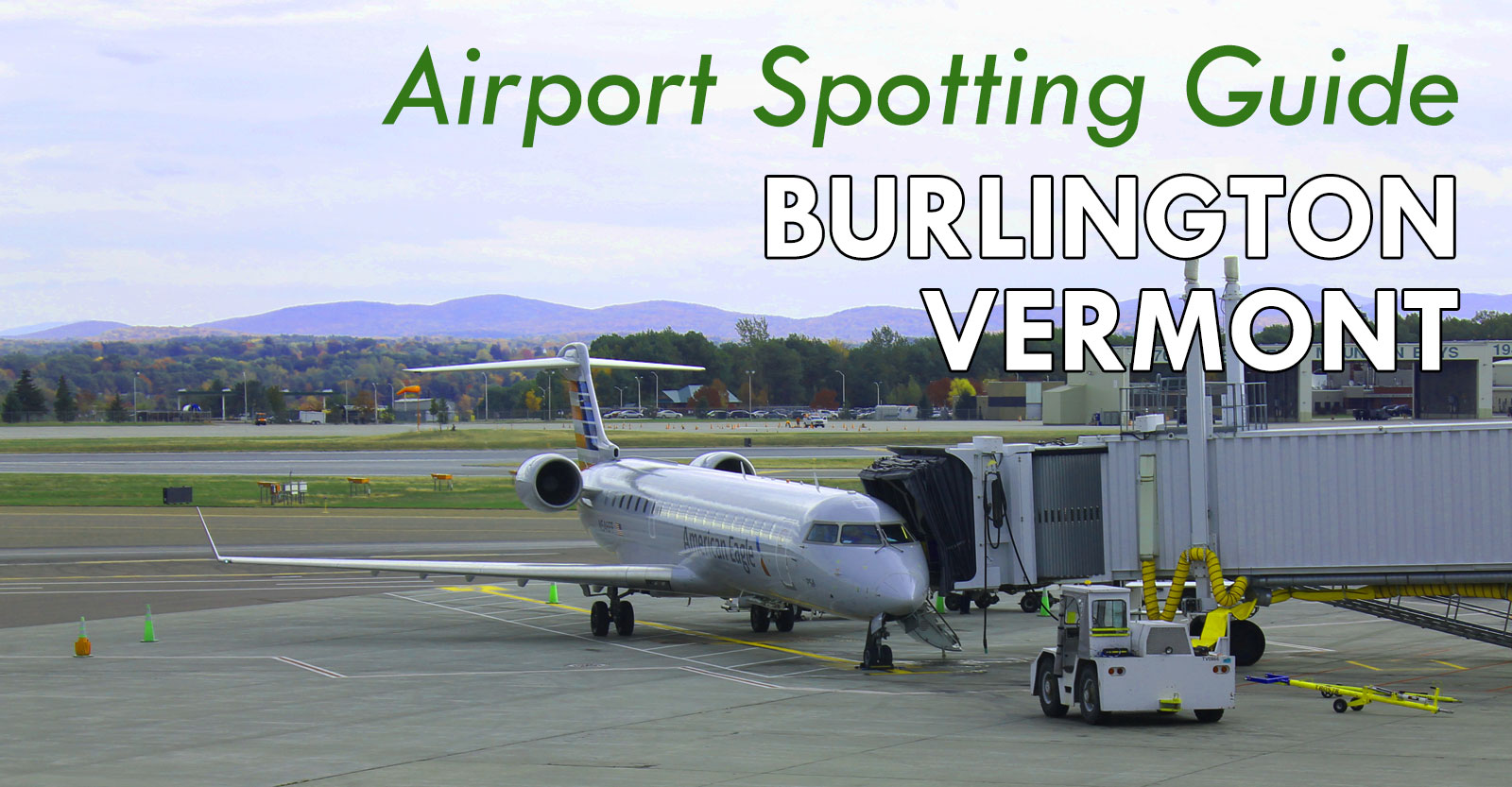 Burlington Spotting Guide