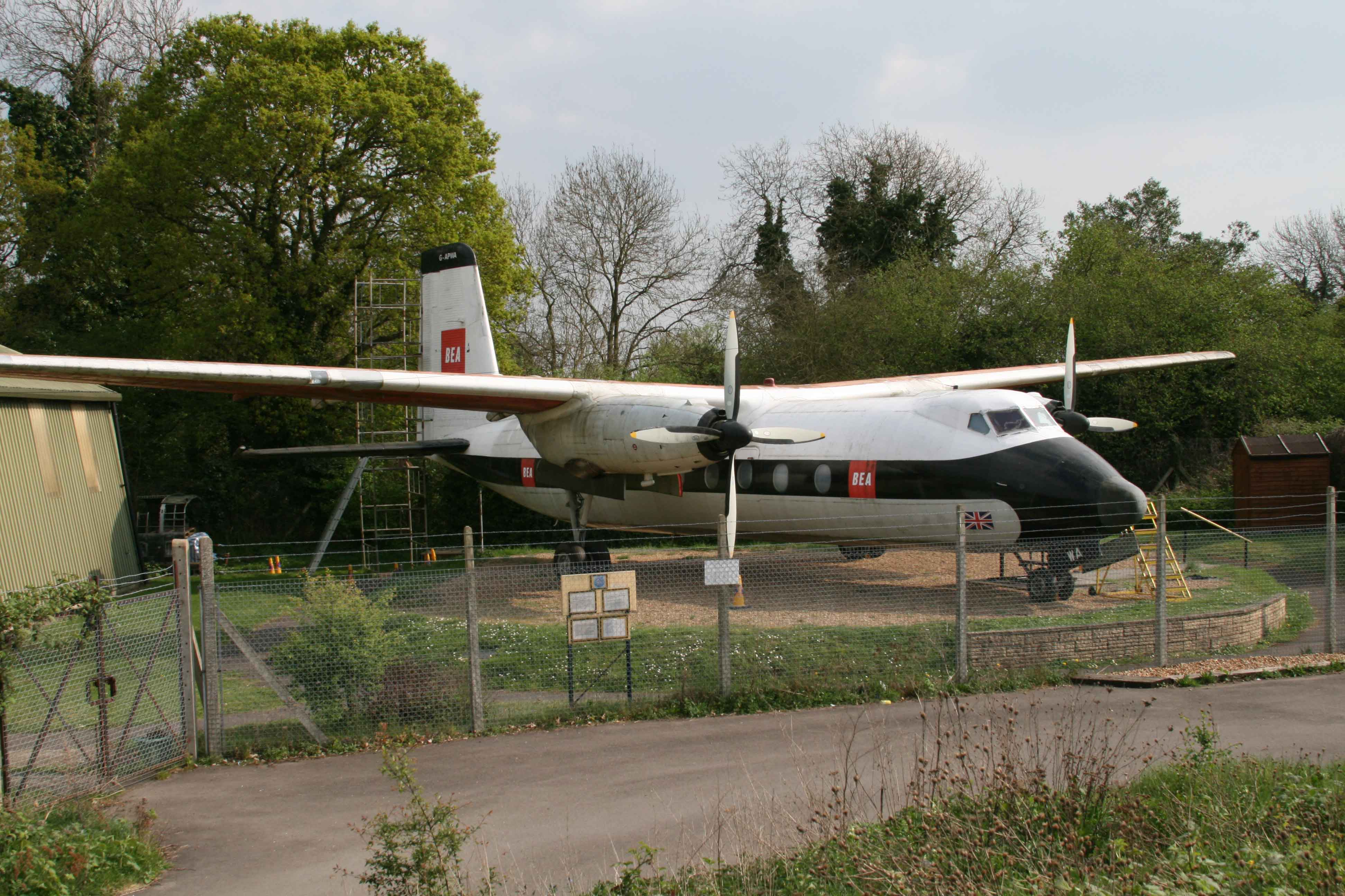 Handley Page Herald