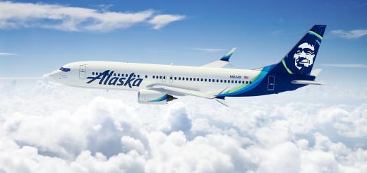 Alaska Airlines Rebrand